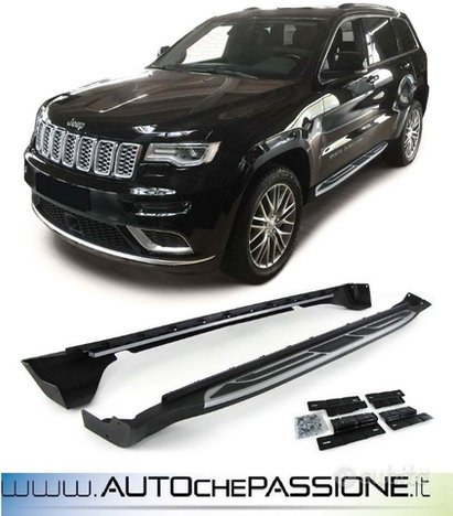 Coppia pedane Jeep Grand Cherokee WK2 2010>2017