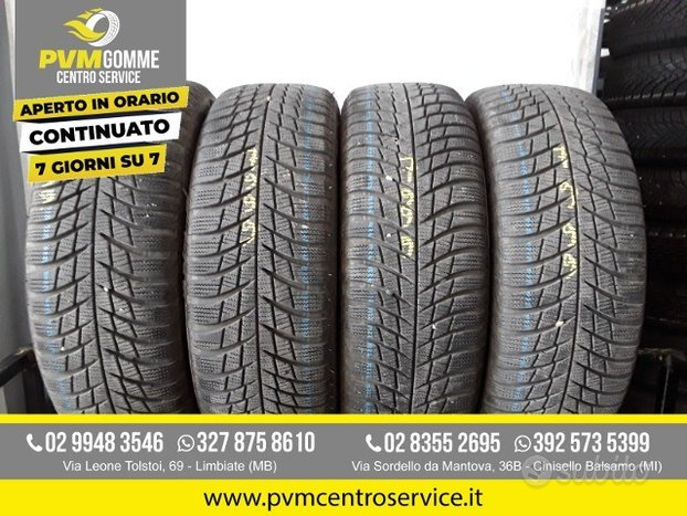 Gomme usate 185 60 15 88t invernali