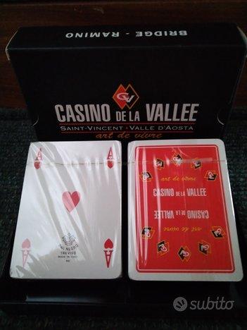 Carte da gioco Casinò