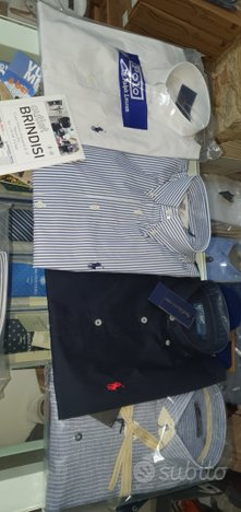Camicie Ralph Lauren e Fred Perry