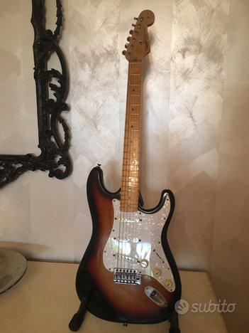 Fender Stratocaster made in USA custom shop