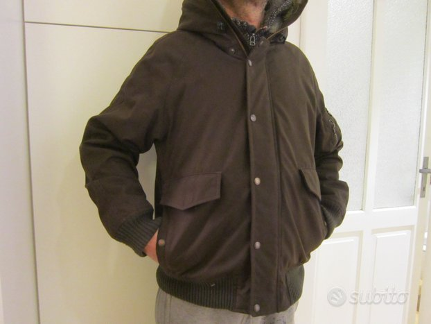 Giacca Woolrich uomo