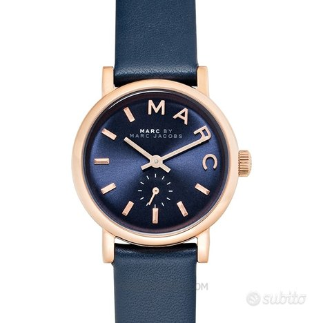 [NUOVO] Marc By Marc Jacobs MBM1331 Blue Strap