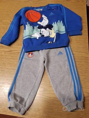 Tuta Adidas originale 18 mesi