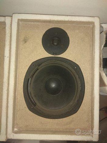 Cassa speaker impianto Hi-Fi 5.1 - Fatto a mano