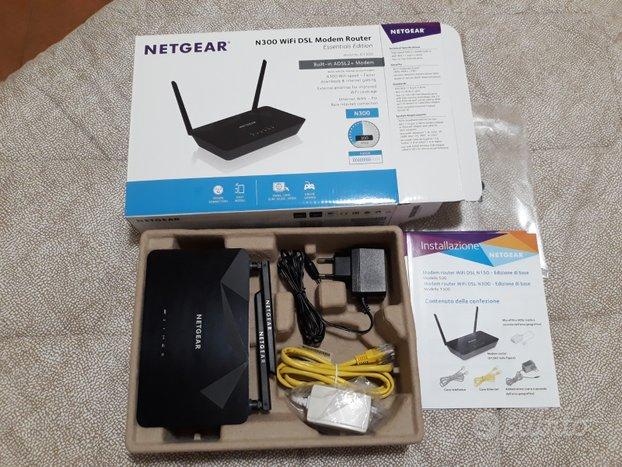 Modem Netgear N300 WiFi DSL