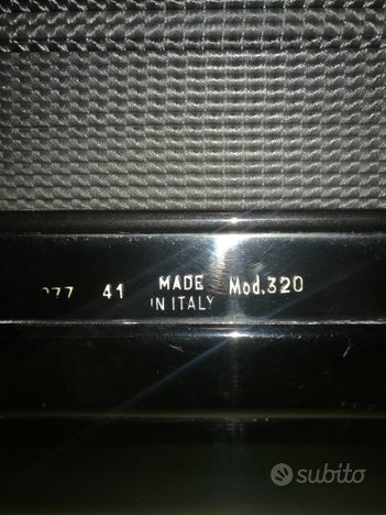 Fisarmonica excelsior 120 bassi