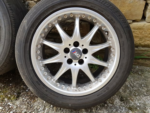 Cerchi in lega R16 per Alfa romeo 147