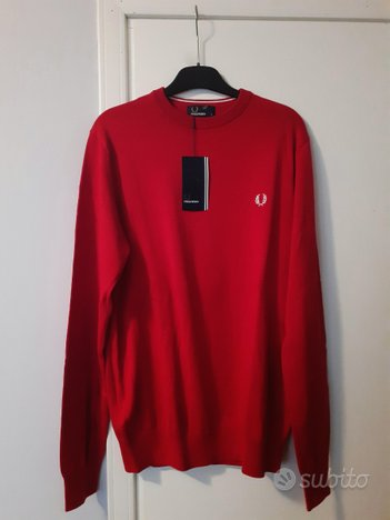 Maglioncino Fred Perry (NUOVO) - Tg.S