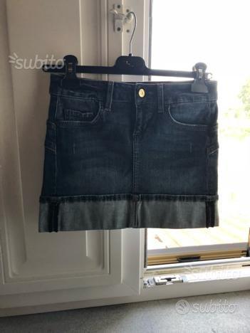 Gonna corta in jeans liu Jo tg 26