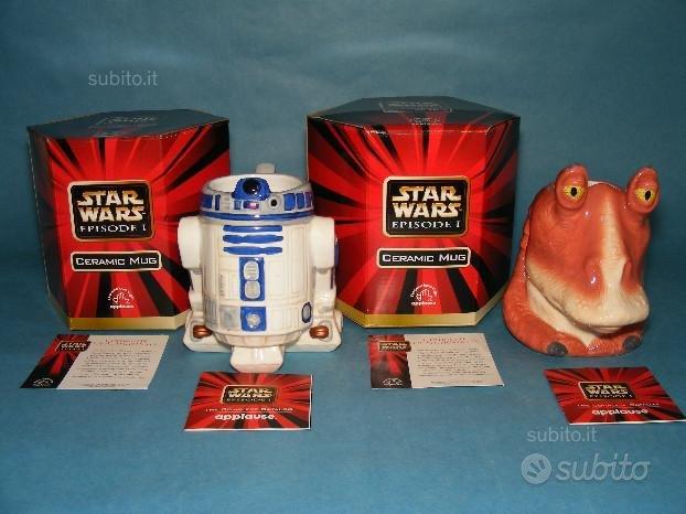 Tazze Personaggi Star Wars Episode I