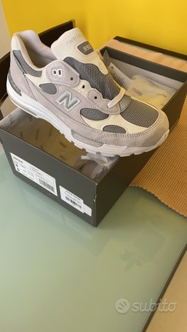 New balance M992 Made in usa,grey/White 41.5
