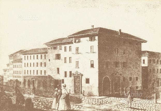 Cartolina casa natale Papa Pio IX
