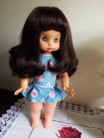 Bambola vintage Ratti anni 60/70