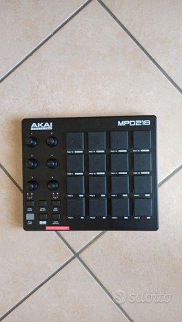 Launchpad e Mixer con 2 disco Joker