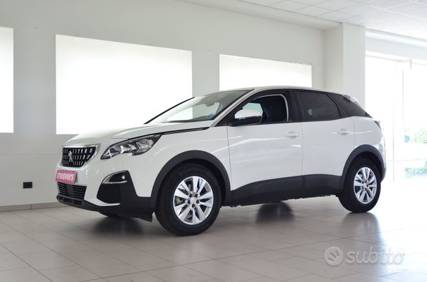 PEUGEOT 3008 1.5 BlueHDi 130CV Business EAT8