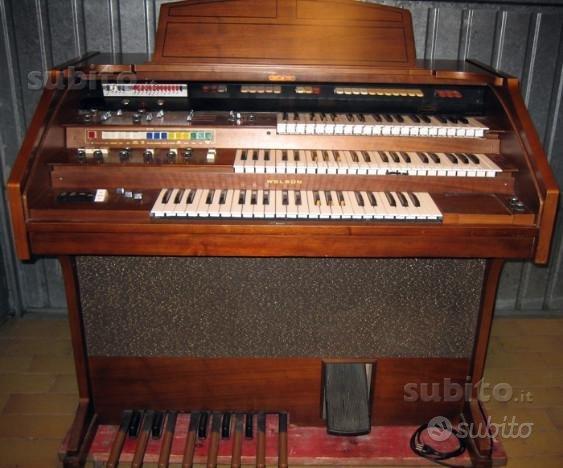 Organo Welson Privilege 400/S a 3 tastiere