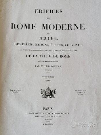 Antico libro del 1840