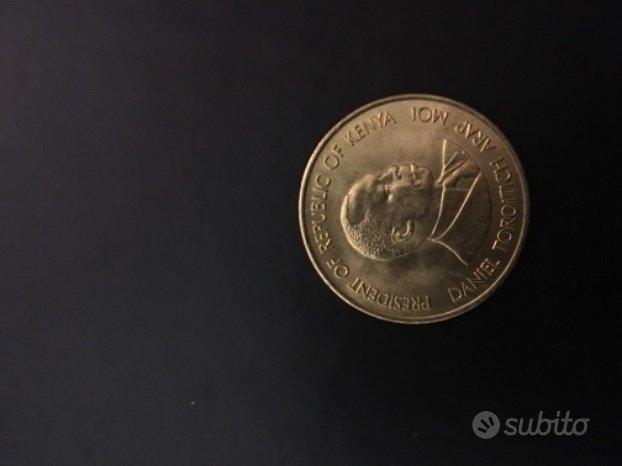 23e5a1efe7 Moneta 10 cent. del Kenya - Collezionismo In vendita a Ravenna