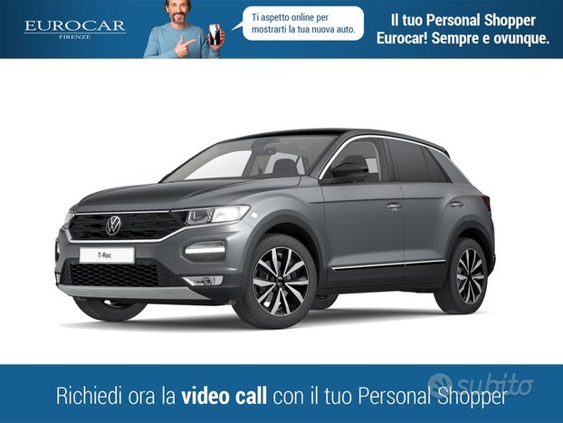 Volkswagen T-Roc 2.0 tdi style 115cv