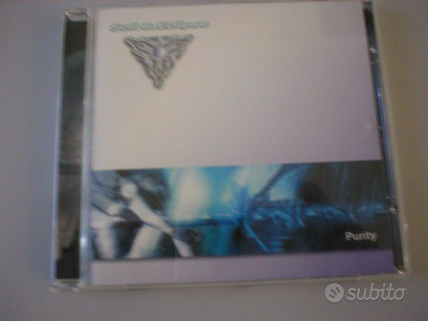 Soil & eclipse - purity cd