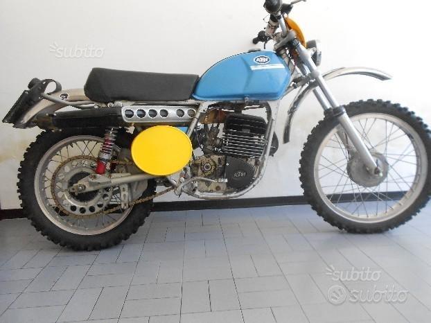 KTM gs 176 anno 1973