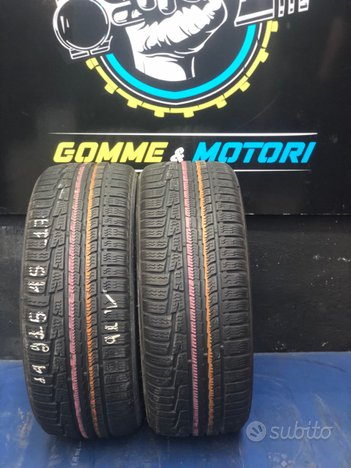 215 45 17 nokian gomme usate invernali
