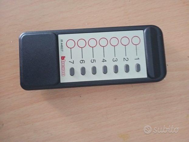 Ricevitore ed telecomando 4482/n/7