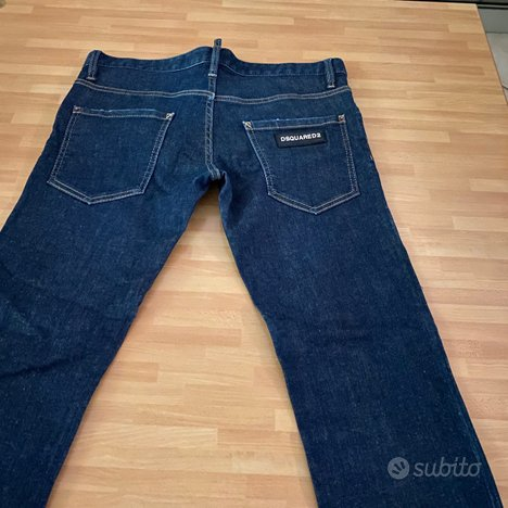 Jeans dsquared tg 48
