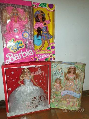Barbie da collezione holiday