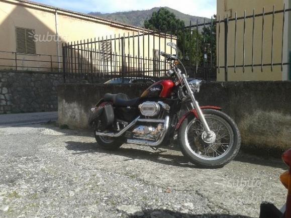 Harley-Davidson Sportster 1200 - 1998