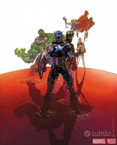 Avengers- Marvel universe VS avengers