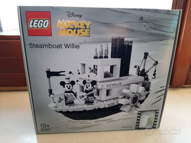 Lego 21317 Stemboat Willie MISB