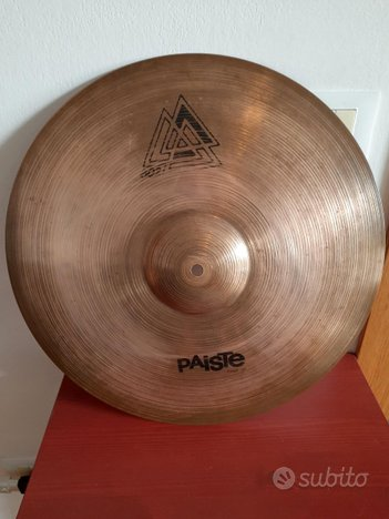 Piatto crash Paiste 802 18 '' made in germany