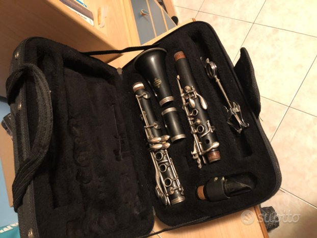 Clarinetto buffet sib e10