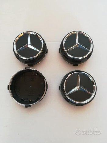 Coprimozzo Neri Mod. AMG Mercedes classe A CLA C