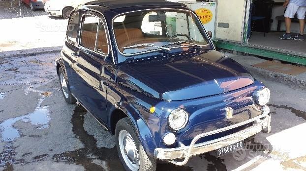 FIAT 500L - Anni 70