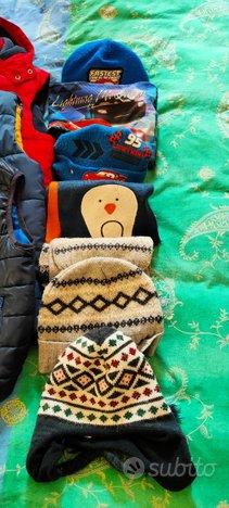 Abbigliamento bimbo da 5 a 8 anni