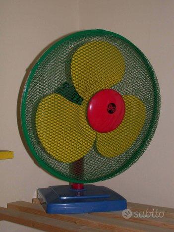Ventilatore Colorato da tavolo