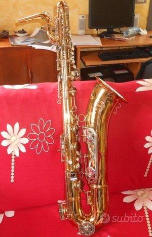 Sax baritono grassi professional 2000 usato garant