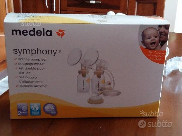 Kit per Tiralatte Medela symphony set doppio