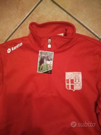 Completo tuta Rimini calcio 13/14 anni