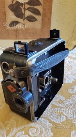 Cinepresa AGFA anni 50