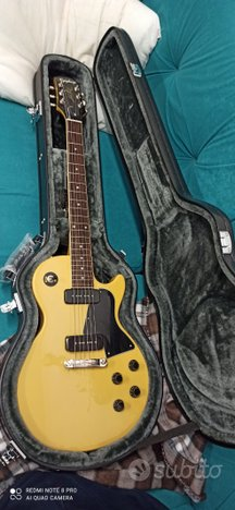 Epiphone special TV Yellow 2020
