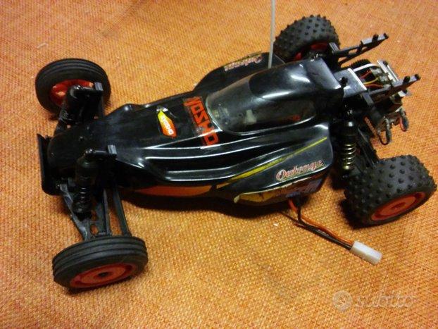Kyosho outrage mk ii 1:10 buggy elettrico