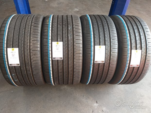4 gomme 315 30 22/275 35 22 continental al 80%