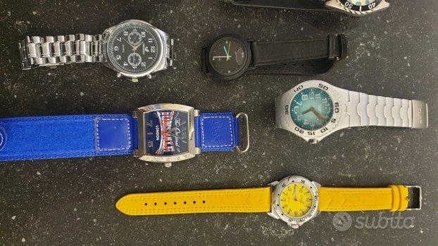 Orologi vari modelli