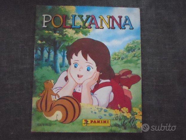 Album figurine pollyanna panini 1987 panini