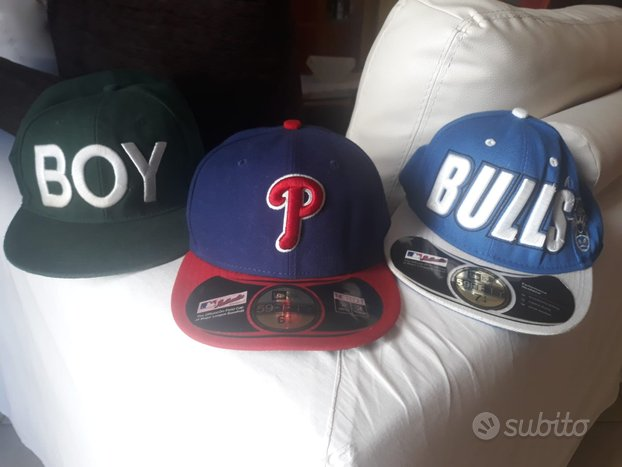 3 cappelli originali NEW ERA