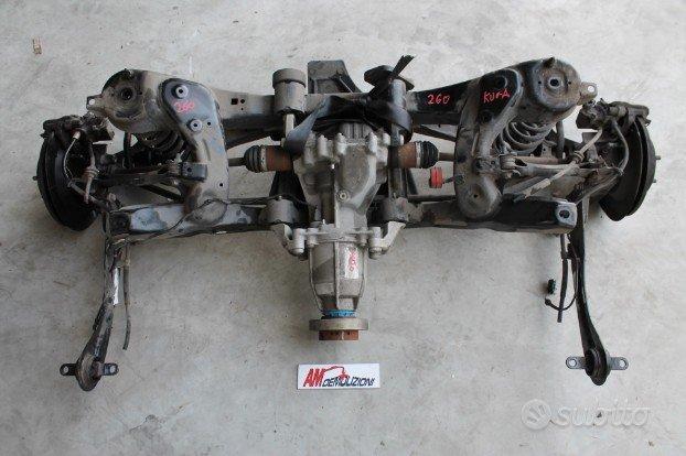 Ponte meccanica Posteriore Ford Kuga 2015